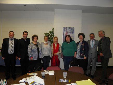 Luciani Conference Participants